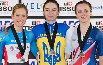 Троє українських велосипедистів виграли Кубок світу на треку