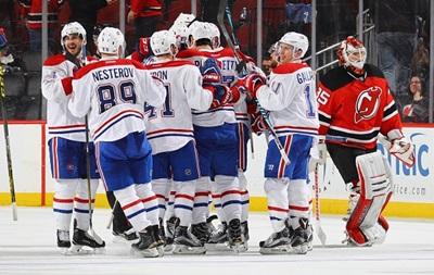 НХЛ: Перемоги Монреаля і Міннесоти