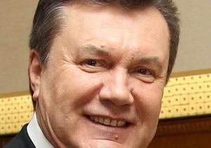 Янукович допустил, что в следующем году Украина будет иметь одни из лучших показателей роста ВВП на континенте