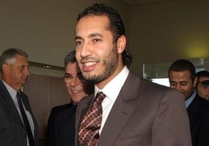 Один из сыновей Каддафи бежал с помощью бывших спецназовцев из России и Австралии