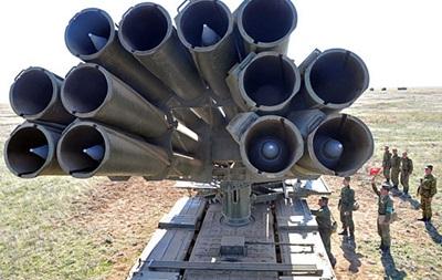 У Росії розробили ракети для РСЗВ Смерч з безпілотниками