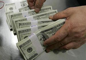 Дефицит бюджета США снизился до $90 миллиардов