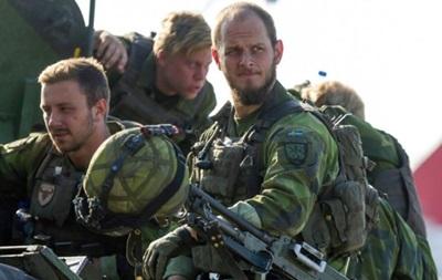 Швеція відновлює військовий призов через військову активність РФ