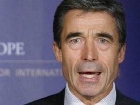Расмуссен: НАТО будет оставаться в Афганистане до победного конца