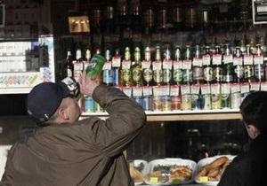 Москвичи не жалуются на запрет ночной продажи алкоголя