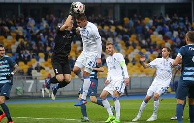 Динамо  вирвало  перемогу в Олімпіка завдяки голу на останніх хвилинах