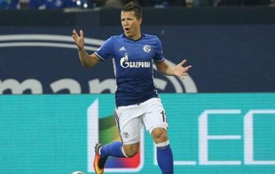 Коноплянка зіграв у чемпіонаті Німеччини вперше із січня