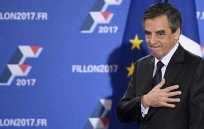 Французька опозиція знайде заміну кандидату в президенти Фійону
