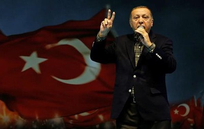 Ердоган порівняв політику Німеччини з методами нацистів