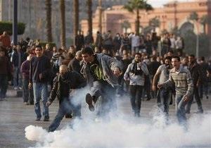 В Египте жертвами массовых акций протестов стали три человека