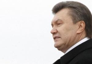 Янукович пригрозил наказывать  каленым железом  за разворовывание госсобственности