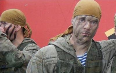 Росийский разведчик погиб при штурме Пальмиры