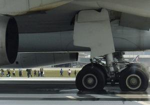 В Сингапуре экстренно сел аэробус А330 с загоревшимся двигателем
