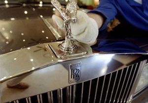 В Украину пытались незаконно ввезти автомобиль Rolls-Royse стоимостью $183 тысяч