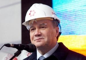 Янукович получил антипремию Будяк року