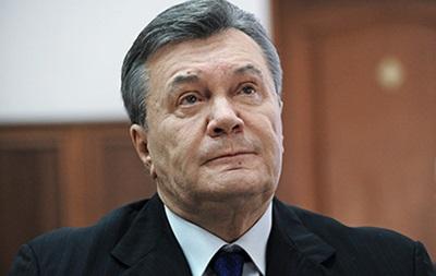 ГПУ не буде допитувати Януковича в Росії