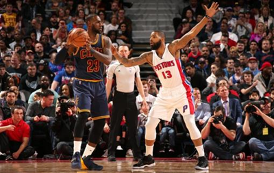 НБА: Тріпл-дабл Джеймса не допоміг Клівленду обіграти Детройт й інші результати