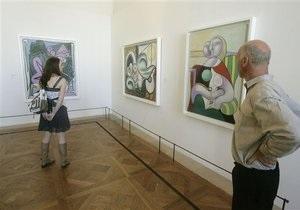 В Испании угнали фургон с работами Пикассо