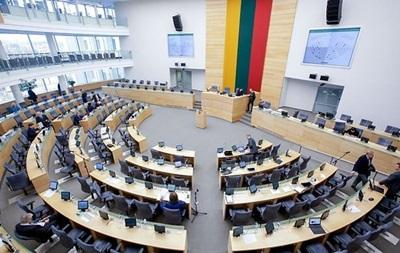 Підозрюваний у зв язках з РФ віце-спікер сейму Литви подав у відставку