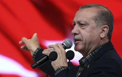 Ердоган назвав владу Нідерландів фашистами
