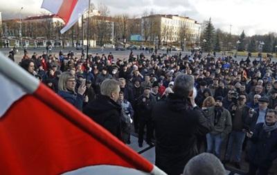 Організаторам Маршу недармоїдів у Білорусі дали по 15 діб