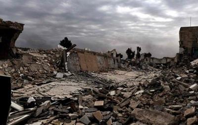 У районі іракського Мосула знайдено масове поховання
