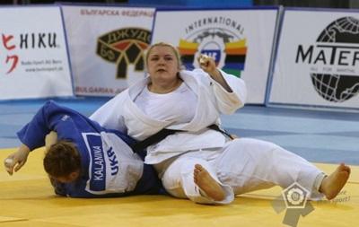 Українські дзюдоїсти виграли чотири медалі на Гренд-Слемі в Баку