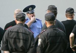 Порядок в Киеве в день выборов президента будут обеспечивать 4,4 тысячи милиционеров