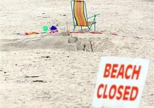 Forbes составил список самых опасных пляжей мира