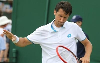 Стаховский не сумел пробиться во второй раунд турнира в Ирвинге
