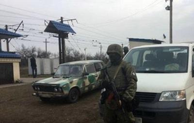 Турчинов: Усі вантажоперевезення з ЛДНР зупинені