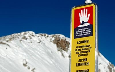 Три лыжника погибли под лавиной в австрийских Альпах