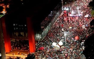У Бразилії протестувальники захопили Мінфін