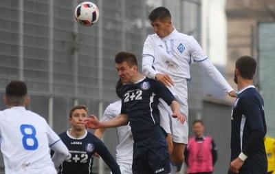 Хачеріді відзначив повернення на поле голом за Динамо U-21
