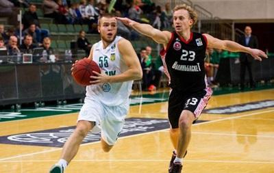 Баскетбол. Хімік відвоював друге місце у чемпіонаті України