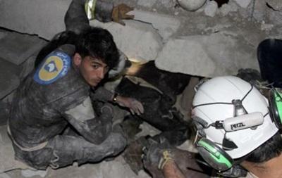 Авіаудар по мечеті в Сирії: США цілилися в поруч розташовану будівлю