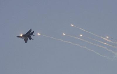 Армія Сирії заявила про збитий літак Ізраїлю