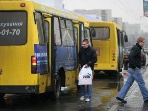 В Киеве снова подорожает проезд в маршрутках
