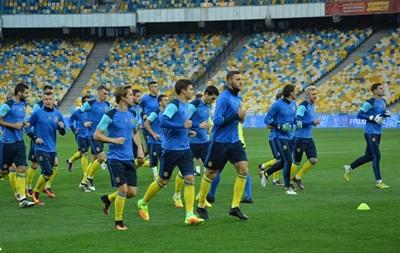 Шевченко назвав остаточний список футболістів на матч з Хорватією