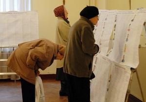 В ПР отрицают использование голосования на дому в Донецкой области, оппозиция сообщает о возмущенных киевлянах