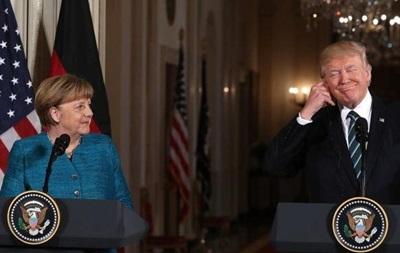 Трамп: Німеччина винна США і НАТО багато грошей