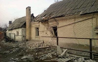 Обстріл Мар їнки: пошкоджені будинки