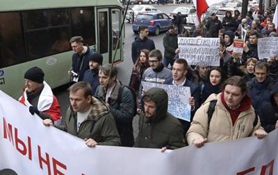 У Білорусі затримали журналістів - ЗМІ