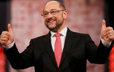 Шульц став кандидатом у канцлери Німеччини