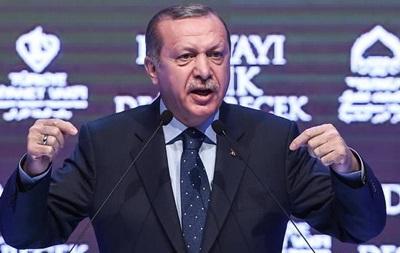 Эрдоган обвинил Меркель в  нацистских методах