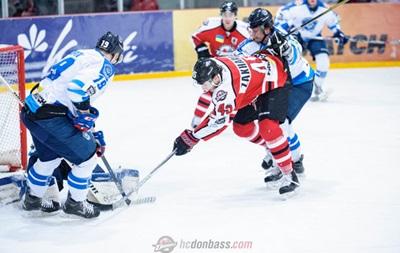 Донбасс вышел в финал плей-офф УХЛ, где встретится с Кременчугом