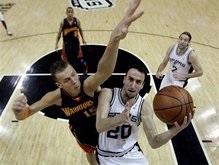 NBA: Шпоры для Воинов