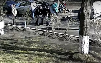 У Києві поліцейські побили чоловіка, який їх викликав