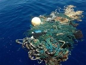 В Тихом океане обнаружен остров из мусора