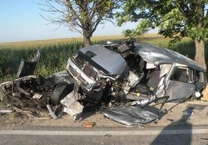 МВД: На украинских дорогах каждую неделю гибнут около 80 человек